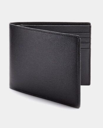BLACKTERRE メンズビルフォールドウォレット財布