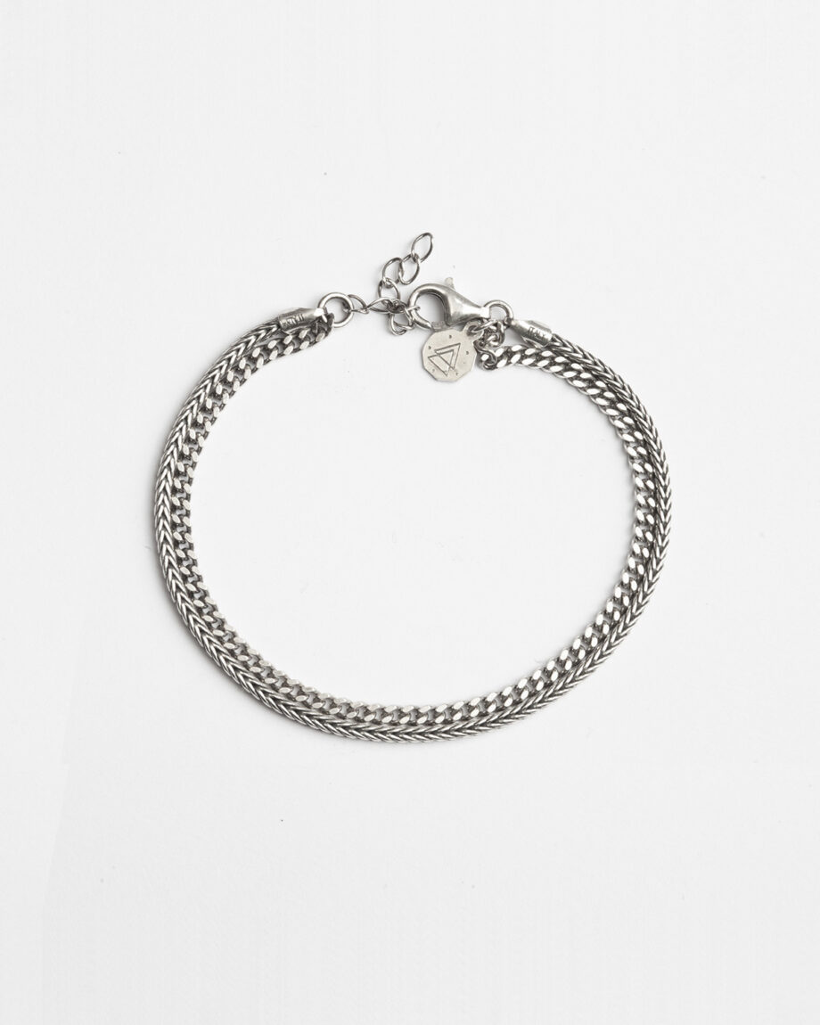 two-layers-curb-foxtail-bracelet_1