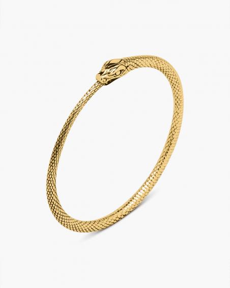 yellow-gold-ouroborus-bracelet (1)