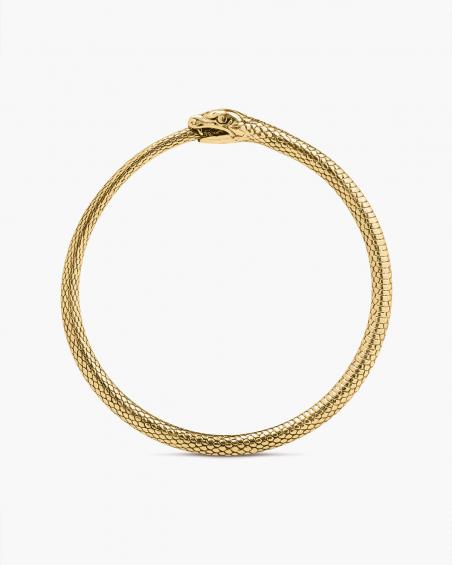 yellow-gold-ouroborus-bracelet (2)