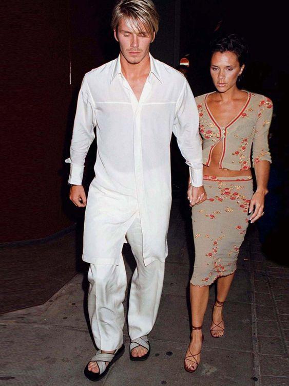 デビッドベッカム(David Beckham)の私服8選』夏服メンズ